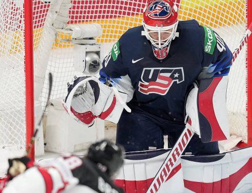 Kanadan Brown pistepörssin voittoon – USA:n Petersen paras maalivahti