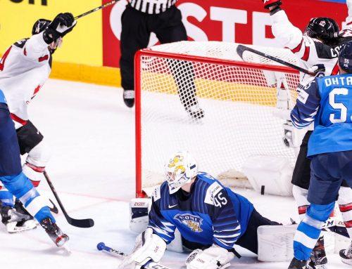 Karmea loppu – Kanada voitti MM-kultaa jatkoajalla